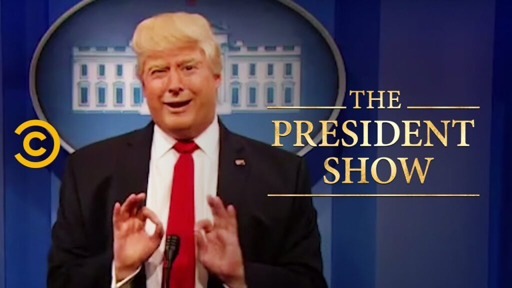 President_Show_Comedy_Central